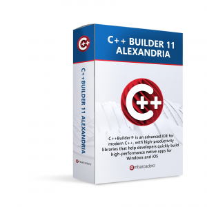 New 2021 versions of IDE C++ Builder 11 Alexandria in Romania