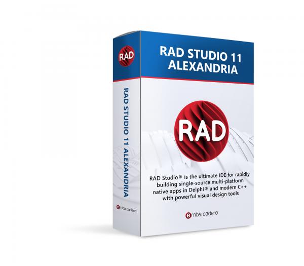 RAD Studio 11 Alexandria in Romania