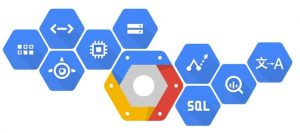 Google cloud solution for application Development