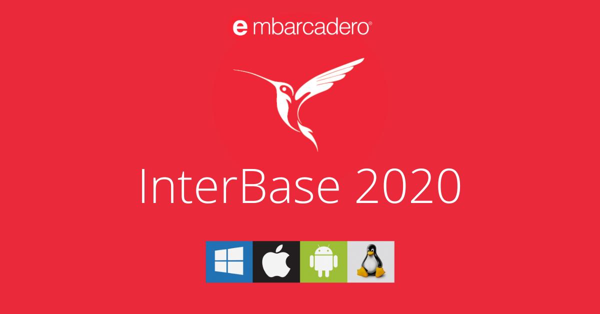 Embarcadero-InterBase 2020 Update 1-Romania