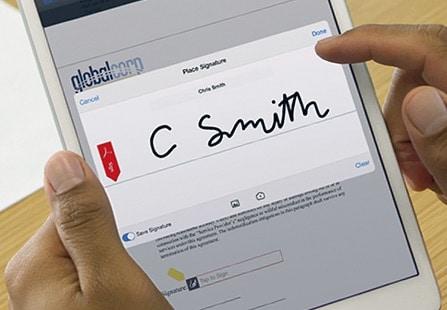 semnatura electronica Adobe