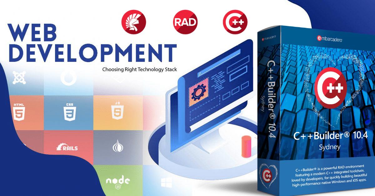 Web-Application-Development-Delphi-Cplusplus-RadStudio-Romania