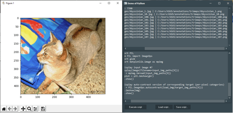 5 Ways To Use Computer Vision In Your Windows Apps - Keras Demo with Python4Delphi in Windows.