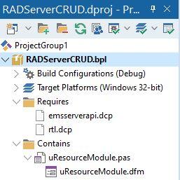 radservercrudstructure