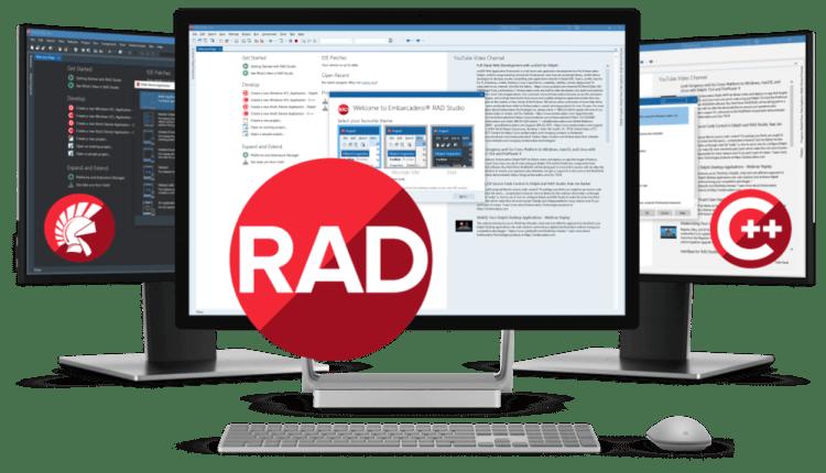 How To Make A Native Cross-Platform Apps In 30 Seconds RAD Studio Header